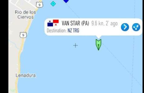Sáhara Occidental: Denuncian otro barco de fosfatos robados al pueblo