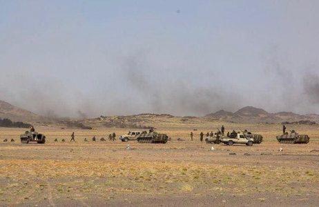 Sáhara Occidental: Parte de guerra del vigésimo quinto día de guerra