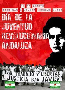 Se conmemora el día de la juventud revolucionaria andaluza
