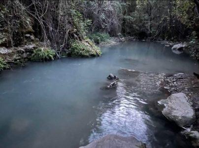 Sierra de Cádiz: Piden que se investiguen los continuos vertidos al río Majaceite en Benamahoma