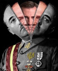 Silencio del Borbón ante el Manifiesto de los militares fascistas