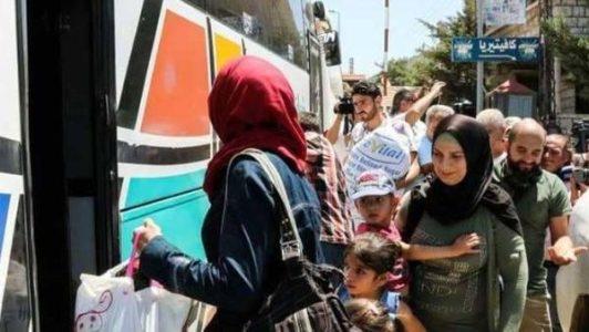 Siria. Reporta el regreso de más de 5 millones de