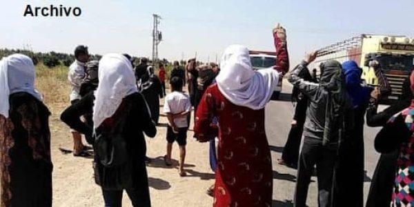 Siria. Reportan nuevos secuestros de jóvenes por la milicia proestadounidense