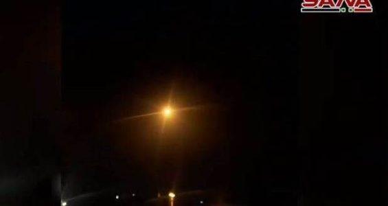 Siria repele ataque de Israel con misiles contra Hama (vídeo)