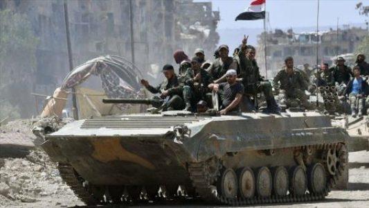 Siria. Ejército sirio logra victoria importante ante terroristas en Daraa