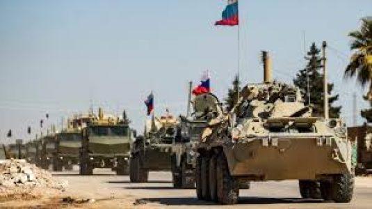 Siria. Tropas de EEUU bloquean paso de convoy ruso (Vídeo)