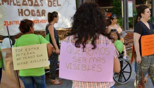 TRABAJADORAS DEL HOGAR: Demora en las resoluciones de subsidio. De 52.000 solicitudes solo 14.000 han sido resueltas