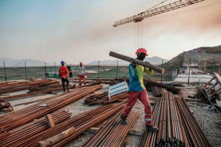 Tensión entre Etiopía, Egipto y Sudán al completar la construcción del 80% de la presa del Nilo