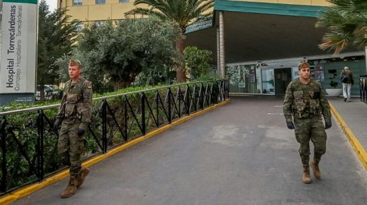 Tras la UME, ahora la Legión sale a las calles andaluzas – La otra Andalucía