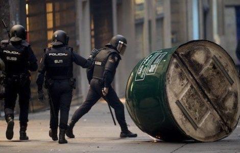 Tribunal Orden Público, un tribunal contra la democracia, contra el movimiento obrero y la oposición (vídeo)