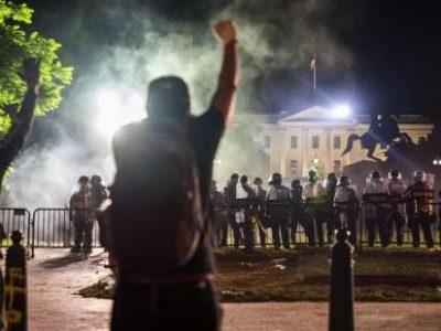 Trump fue escondido en el búnker de la Casa Blanca debido a disturbios por crimen de George Floyd – La otra Andalucía