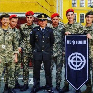 Ucrania: Grupo de ultraderecha hace de la principal academia militar occidental del país su bastión