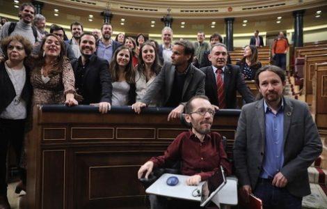 Unidas Podemos no apoyará investigar a González porque «todo el mundo sabe lo que pasó» – La otra Andalucía
