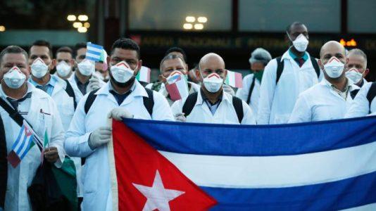 Uno de cada tres enfermos atendidos por cubanos en Lombardía ya recibió el alta médica – La otra Andalucía