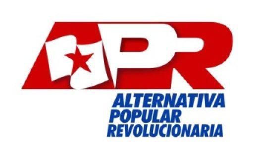 Venezuela: [Carta a los Partidos Comunistas y Obreros del mundo] El PCV y la Alternativa Popular Revolucionaria