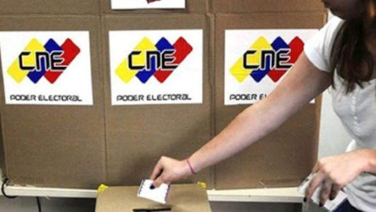 Venezuela. Denuncian intentos de desligitimación del sistema electoral