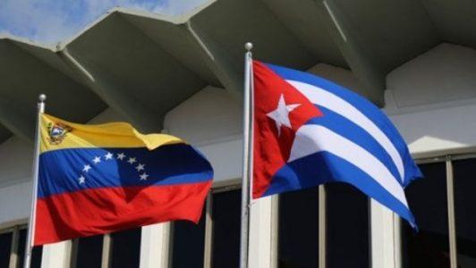 Venezuela. Partido Socialista Unido afianza hermandad con el Partido Comunista