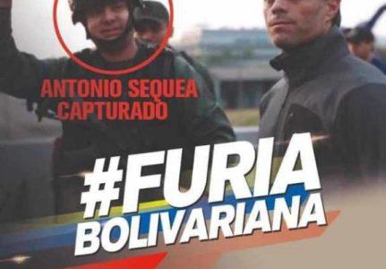 Venezuela. Capturados otros 2 mercenarios por la Revolución venezolana