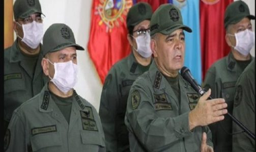 Venezuela. Comunicado de las Fuerzas Armadas a un año de