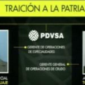 Venezuela. Detenidos más de 30 funcionarios de PDVSA por casos de corrupción y delitos contra la patria