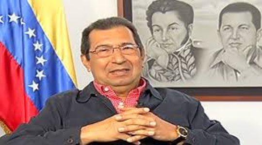 Venezuela. Entrevista exclusiva a Adán Chávez: «Frente a la pandemia,