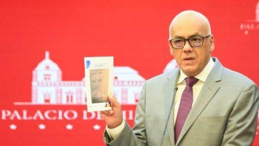 Venezuela. Muestra detalles sobre contrato firmado por oposición para incursión