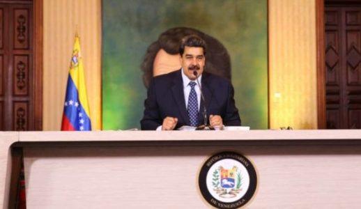 Venezuela. Nicolás Maduro anuncia detención de cuatro nuevos terroristas
