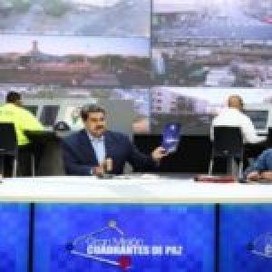 Venezuela. Presidente Nicolás Maduro anuncia creación de Cuerpo Nacional contra el Terrorismo para defensa de Venezuela