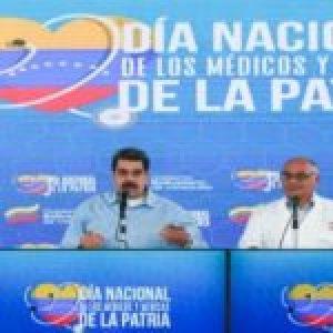 Venezuela. Presidente Nicolás Maduro descarta casos de coronavirus en el país