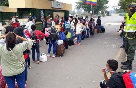 Venezuela. Se rompe el «sueño americano» de los migrantes venezolanos