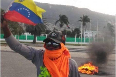 Venezuela. Solidaridad desde Haití con la República Bolivariana