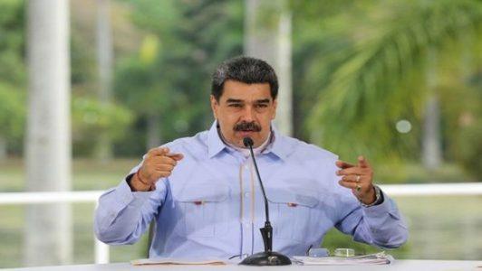 Venezuela.Pdte. Maduro: Diálogo en México es una gran victoria del