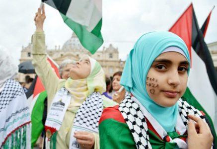 Warga-palestina
