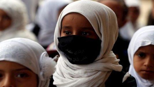 Yemen. Al menos 5.700 niños han muerto en 2020