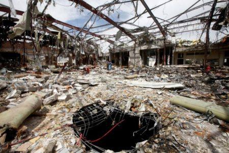 Yemen se tambalea al borde de la destrucción total