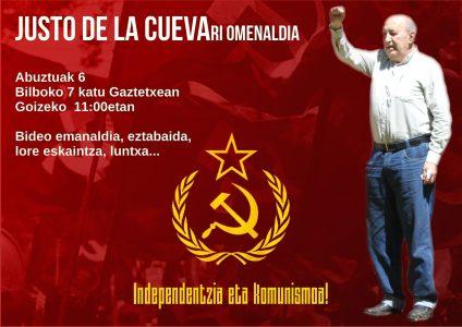 cartel_homenage_justo