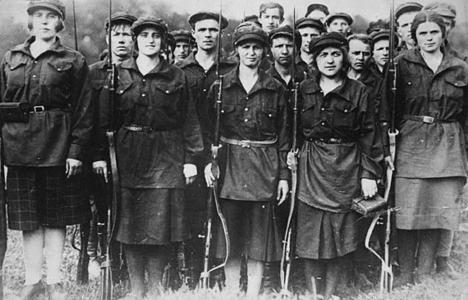 comunistas-revolucion-rusa-octubre1