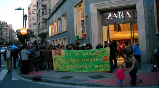 detectados otros 30 talleres de 'esclavos' vinculados a Zara – La otra Andalucía