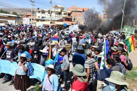 el gobierno golpista enfrenta un gran contestación social e insiste en la represión – La otra Andalucía